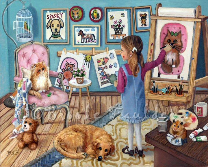 Brooke Faulder the artist