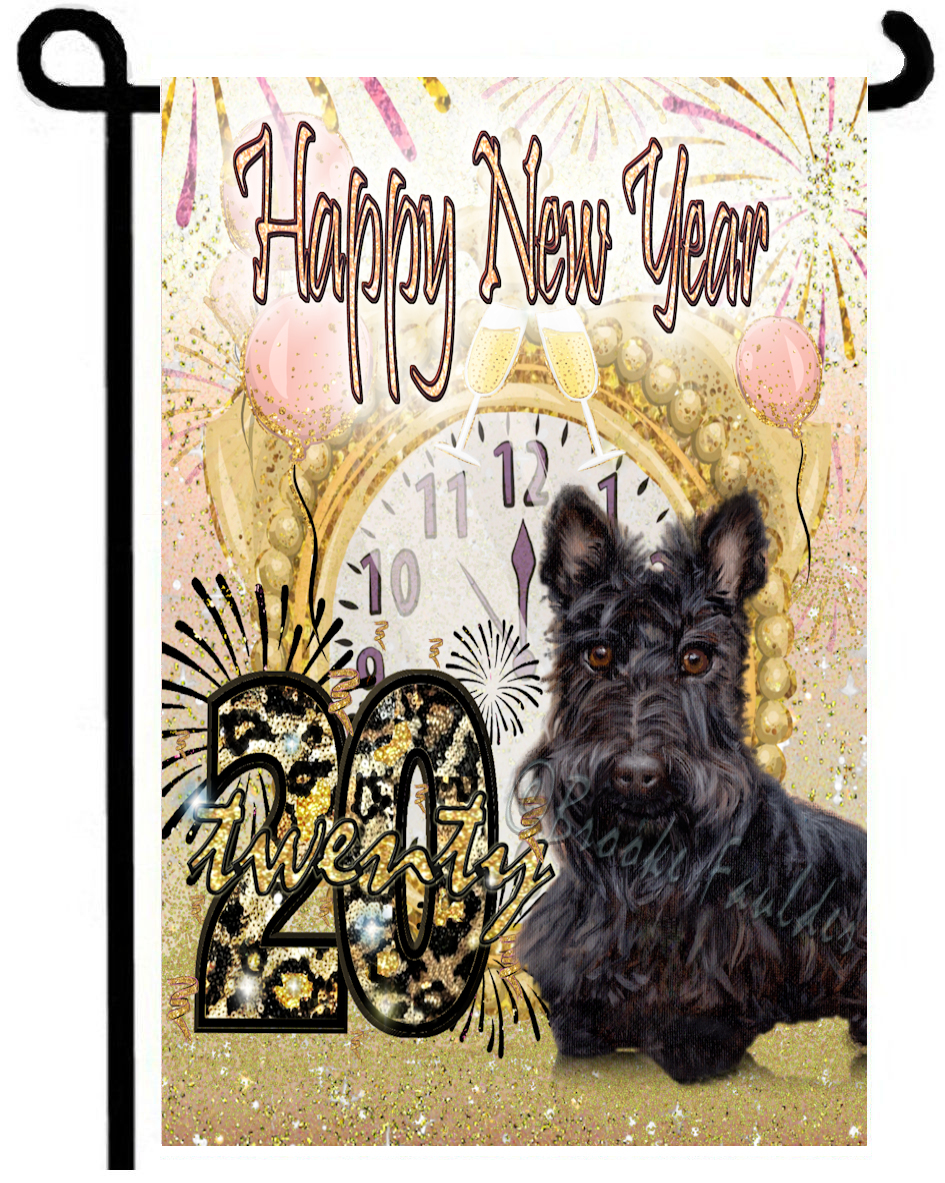 Scottie new Year